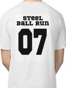 JJBA League - Steel Ball Run Classic T-Shirt