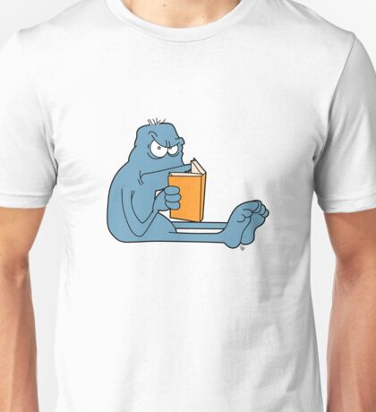 Excuse me, I'm reading Unisex T-Shirt