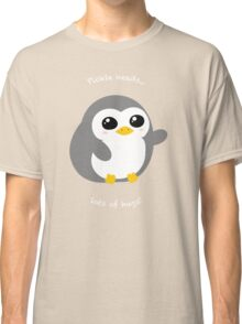 Pickle the Penguin Classic T-Shirt