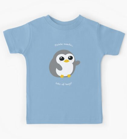 Pickle the Penguin Kids Tee