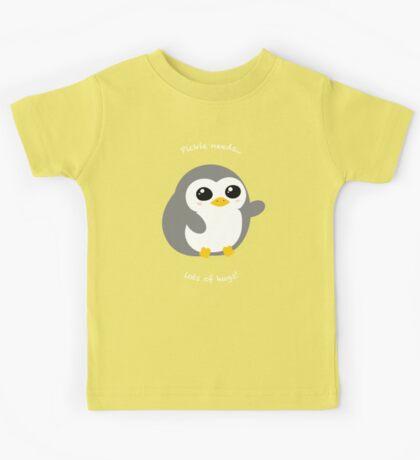 Pickle the Penguin Kids Tee