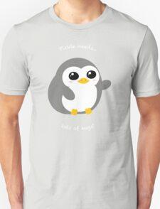Pickle the Penguin Unisex T-Shirt