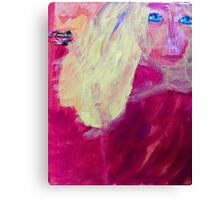 Louella Tries to Have Hope Canvas Print