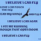 I Believe I Can Fly by WeeZie