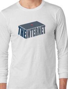 This, Jen, is the internet.  Long Sleeve T-Shirt