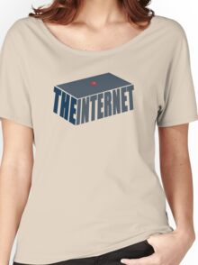 This, Jen, is the internet.  Women's Relaxed Fit T-Shirt