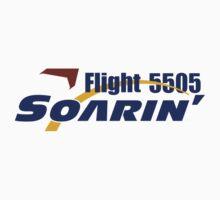 Soarin Flight 5505 One Piece - Short Sleeve