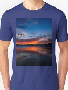 Sunset wings  T-Shirt