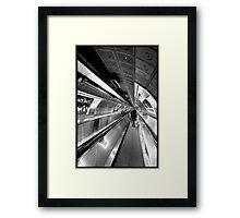 Silver Jubilee Framed Print