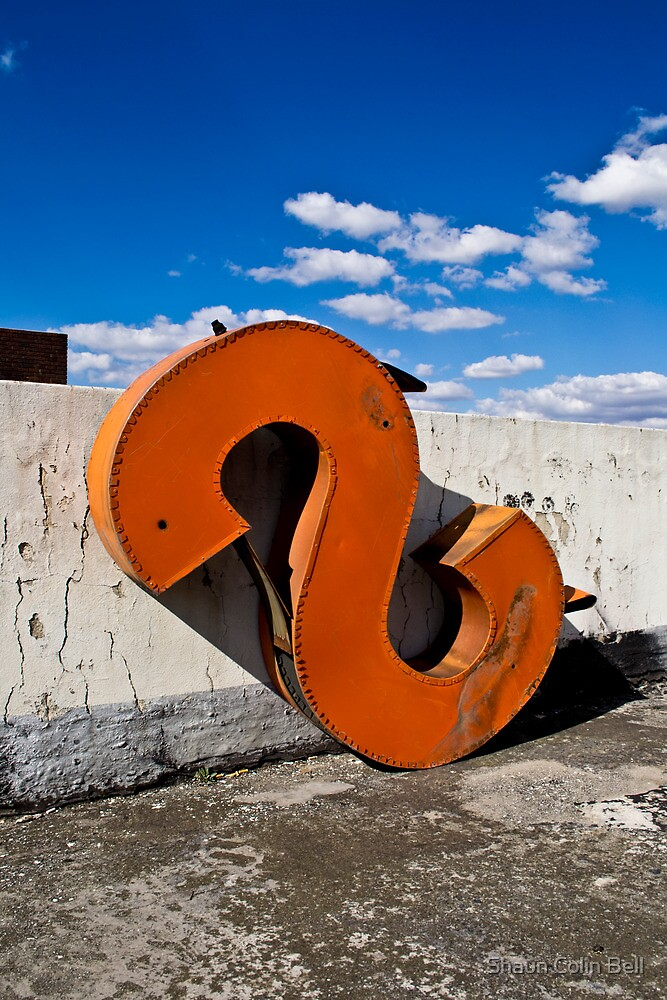 S.. Is For Me by Shaun Colin Bell