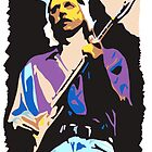Mark Knopfler by colourfreestyle