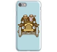 Vintage Traveller iPhone Case/Skin
