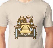 Vintage Traveller Unisex T-Shirt