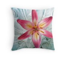 Dignified passion Throw Pillow