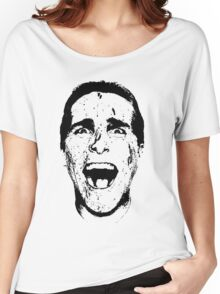 Patrick Bateman Women's Relaxed Fit T-Shirt