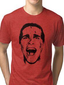 Patrick Bateman Tri-blend T-Shirt