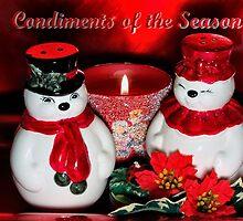 Condiments of the Season  by missmoneypenny