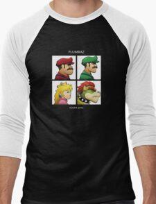 Plumbaz: Koopa Days Men's Baseball ¾ T-Shirt