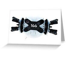 Drone 166  Greeting Card