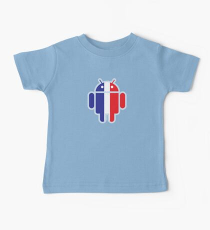 Frenchi-Bot Baby Tee