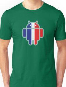 Frenchi-Bot Unisex T-Shirt