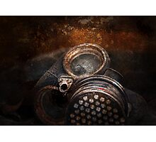 Steampunk - Doomsday  Photographic Print