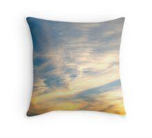 Passionate Sky Throw Pillow