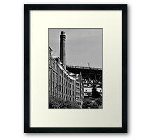 Metcalfe Bond Stores, The Rocks, Sydney Framed Print