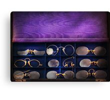 Doctor - Optometrist - Many styles to choose from  Canvas Print