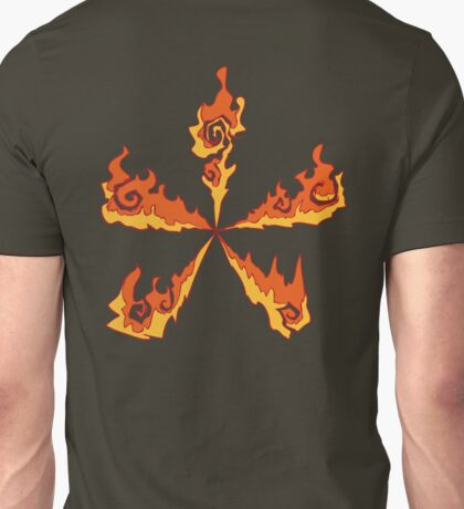 Fire Blast Unisex T-Shirt