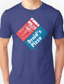 Droid's Pizza T-Shirt