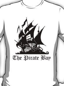 the pirate bay ship T-Shirt