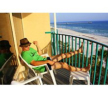 Surf Life Photographic Print