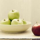 Odd Apple Out by the-novice