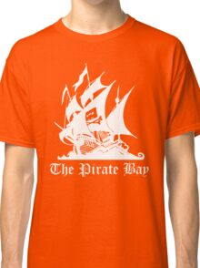 the pirate bay ship Classic T-Shirt