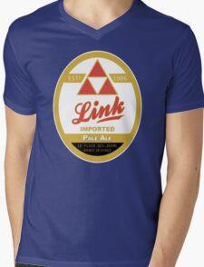 Link Imported Ale Mens V-Neck T-Shirt