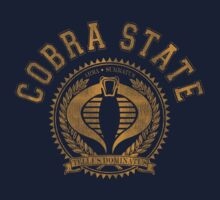 Cobra State by CaptZ