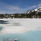 Lower Lindsey Lake by Patty (Boyte) Van Hoff