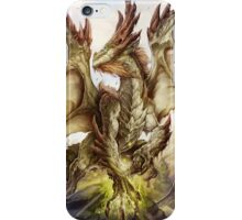 Elder Moss Dragon iPhone Case/Skin