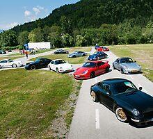 Porsche Heaven by Ian Chan Icypix