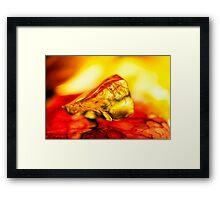 Womb of Heaven Framed Print