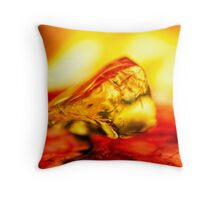 Womb of Heaven Throw Pillow