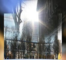 The edge of my eye on London 7 by fuatnoor
