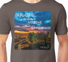 Success over the city Unisex T-Shirt