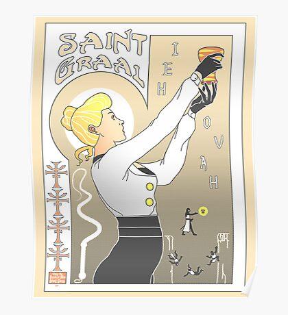 Le Saint Graal Poster