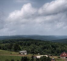 FarmScape by Matthew Hutzell
