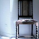 Old Chair by Victoria McGuire