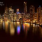 Brisbane Skyline by lu138