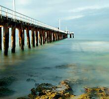Pier's view  by KellieJayne