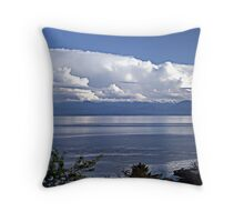 Quiet Evening Throw Pillow